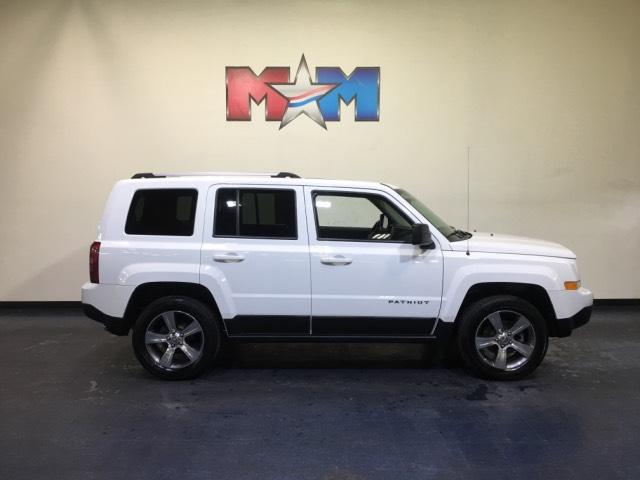 Pre Owned 2016 Jeep Patriot 4wd 4dr High Alude Edition