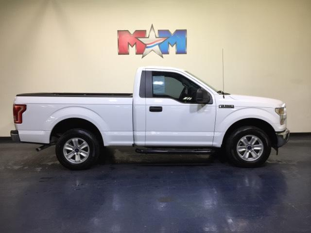 Pre Owned 2017 Ford F 150 Xl 2wd Reg Cab 6 5 Box