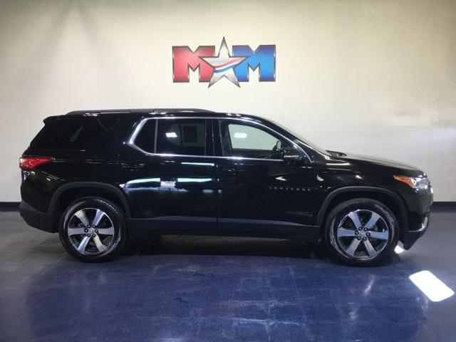 Shelor Motor Mile Christiansburg Va >> Pre Owned 2019 Chevrolet Traverse Awd 4dr Lt Leather W 3lt Awd