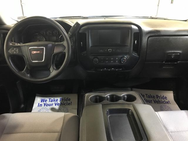 Fantastic Pre Owned 2016 Gmc Sierra 1500 4Wd Double Cab 143 5 4Wd Caraccident5 Cool Chair Designs And Ideas Caraccident5Info