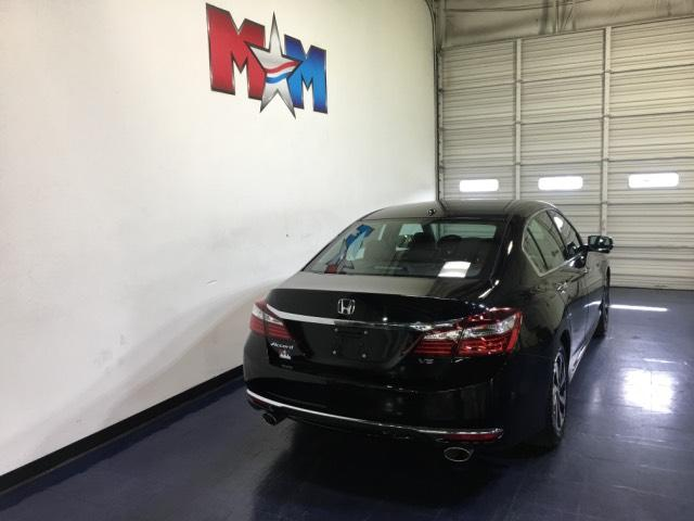 Pre-Owned 2017 Honda Accord EX-L V6 Auto