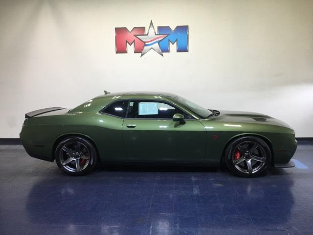 Pre-Owned 2018 Dodge Challenger SRT Hellcat RWD