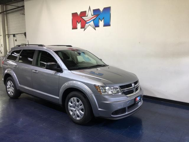New 2019 DODGE Journey SE Value Pkg FWD
