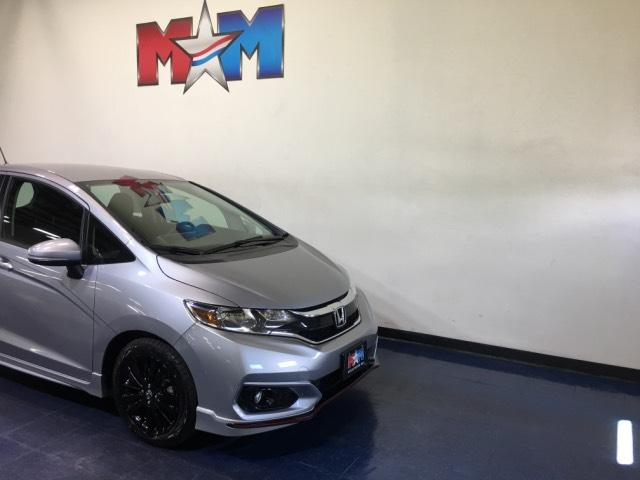 Pre-Owned 2018 Honda Fit Sport CVT