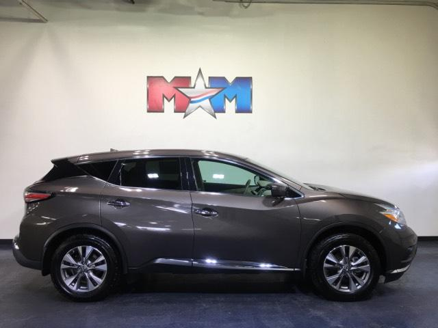 Pre Owned 2016 Nissan Murano Awd 4dr S