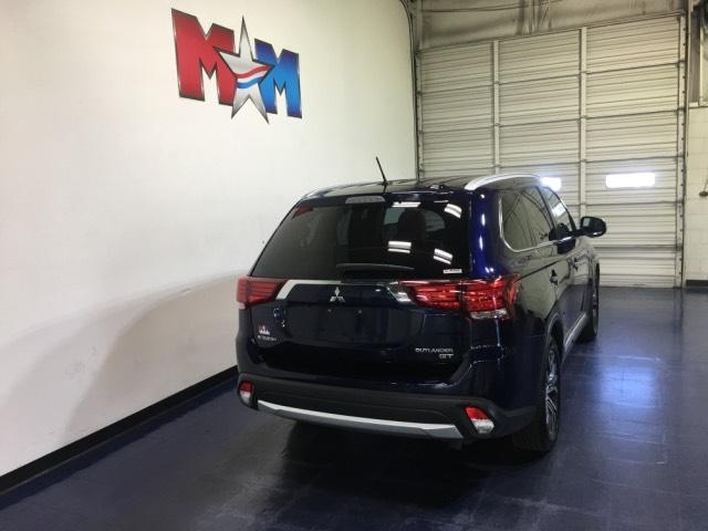 Pre-Owned 2016 Mitsubishi Outlander AWC 4dr GT