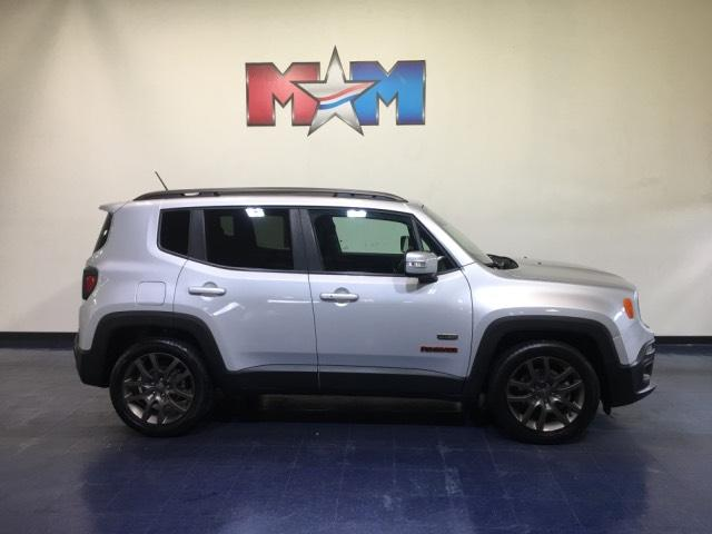 Pre-Owned 2016 Jeep Renegade FWD 4dr 75th Anniversary