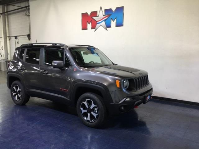 New 2019 JEEP Renegade Trailhawk 4x4
