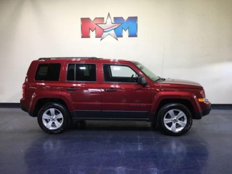 Pre-Owned 2017 Jeep Patriot Sport 4x4