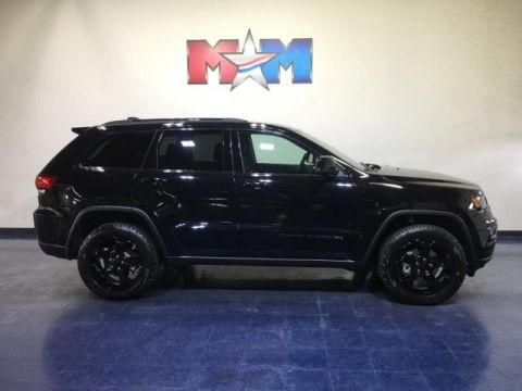 New 2019 JEEP Grand Cherokee Upland 4x4