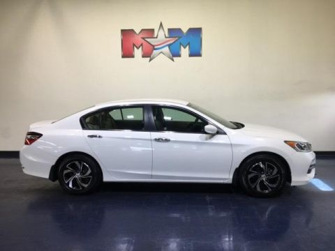 Pre-Owned 2016 Honda Accord 4dr I4 CVT LX