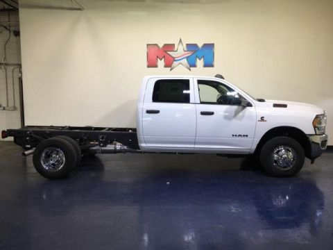New 2019 RAM 3500 Chassis Cab Tradesman 4WD Crew Cab 60 CA 172.4