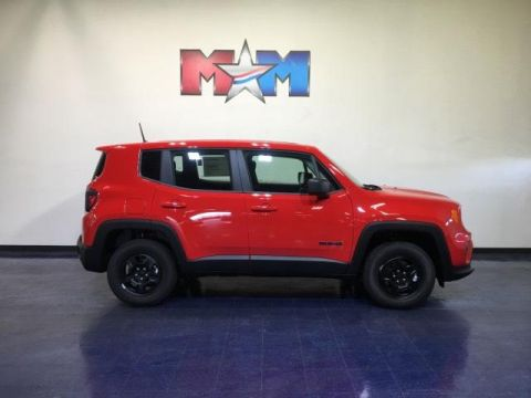 New 2019 JEEP Renegade Sport 4x4